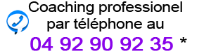coaching par telephone professionnel